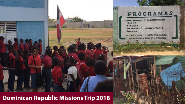 Pictures from the Dominican Republic Missions Trip