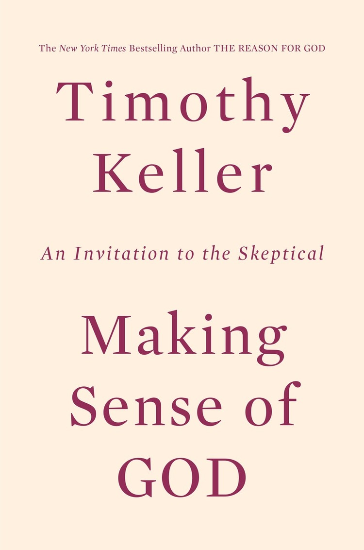 Making Sense of God Book Photo